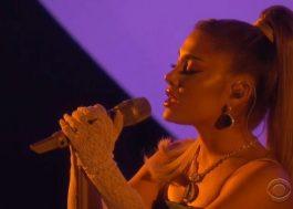Ariana Grande faz medley de sucessos no Grammy 2020!