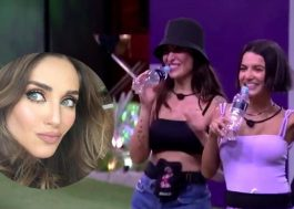Anahí reage a vídeo de Manu Gavassi e Bianca Andrade cantando RBD durante o BBB