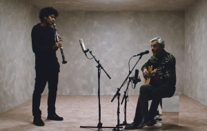 Caetano Veloso lança álbum colaborativo com o clarinetista Ivan Sacerdote; ouça!