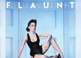 Capa da revista Flaunt, Anitta fala sobre admiração por Madonna, carreira e projetos