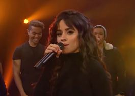 "Camila Cabello canta ""If I Can't Have You"", de Shawn Mendes, em programa de TV"