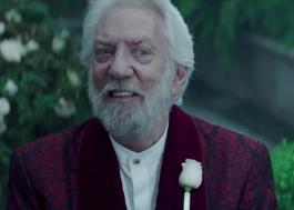 """Presidente Snow será o protagonista do novo livro de """"Jogos Vorazes""""!"""