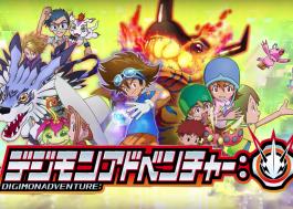 """Reboot de """"Digimon Adventure"""" ganha teaser e data de estreia!"""