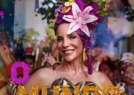 "Ivete Sangalo divulga capa de ""O Mundo Vai"", seu novo EP que chega na sexta-feira (24)!"