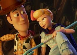 """""""Lamp Life"""", curta-metragem sobre Betty do """"Toy Story"""", ganha trailer"""