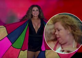 """Daniela Mercury quer encontrar a fã empolgadíssima do clipe de """"Confete e Serpentina"""""""