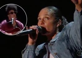 "Alicia Keys e Brittany Howard cantam ""Underdog"" na 62ª edição do Grammy"