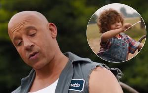 """Toretto ensina o filho a usar ferramentas no novo teaser de """"Velozes e Furiosos 9"""""""