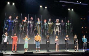 """Marvel divulga sinopse de """"Os Eternos"""" e revela detalhes sobre personagens"""