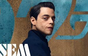 """Rami Malek dá detalhes sobre seu personagem em """"007 – Sem Tempo Para Morrer"""""""