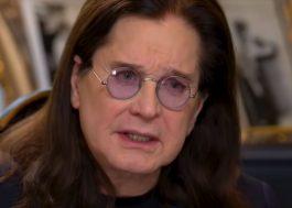 """Ozzy Osbourne revela que foi diagnosticado com Parkinson: """"Muito desafiador"""""""