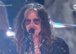 "Aerosmith e Run-D.M.C cantam ""Walk This Way"" no Grammy 2020!"