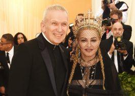 Jean Paul Gaultier anuncia que vai se aposentar e diz que seu próximo desfile será o último