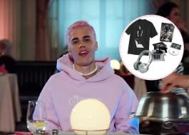 Quer ganhar um superkit do Justin Bieber com fone bluetooth? Saiba como!