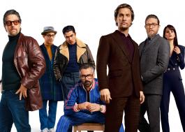 """""""Magnatas do Crime"""", filme dirigido por Guy Ritchie, ganha primeiro trailer e pôster"""
