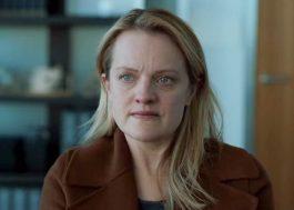 """Elisabeth Moss diz que """"O Homem Invisível"""" faz analogia a relacionamentos abusivos"""