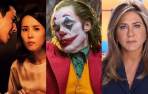 """Parasita"", ""Coringa"", ""The Morning Show""… nossas apostas para o Golden Globe 2020"