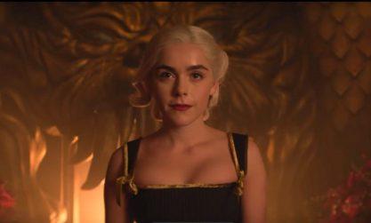 """Novo trailer de """"Sabrina"""""""