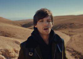 "Louis Tomlinson está todo reflexivo no clipe de ""Walls""; vem ver!"