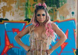 """Lexa está toda carnavalesca no clipe de """"Aquecimento da Lexa"""""""