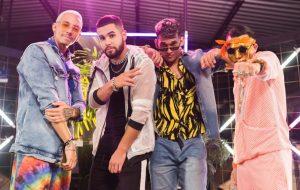 """Ruxell, Jerry Smith, Felipe Original e MC Anônimo vão lançar clipe para """"Beat Envolvente"""""""