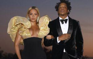 Beyoncé e Jay-Z levam o próprio champanhe ao Golden Globes!