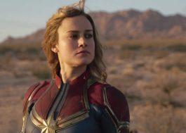 """""""Capitã Marvel 2"""" já está em produção e tem lançamento previsto para 2022"""