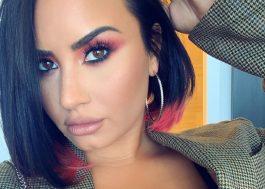 Demi Lovato cantará no Grammy música que compôs 4 dias antes de overdose, diz TMZ