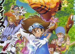 """Digimon"": reboot da primeira temporada ganha sinopse e pôster oficial!"