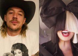 "Diplo reage a oferta de Sia de ""sexo sem compromisso"""