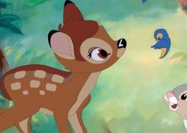 """Disney fará live-action de """"Bambi"""" com roteirista de """"Capitã Marvel"""""""