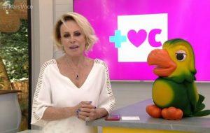 Ana Maria Braga revela que está com um novo câncer no pulmão