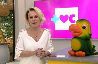 Ana Maria Braga está com câncer