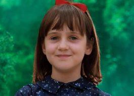 """Musical de """"Matilda"""" será transformado em filme pela Netflix"""