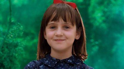 """Nova versão de """"Matilda"""""""