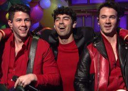 Jonas Brothers anunciam residência em Las Vegas!