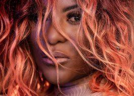 """Karin Hils arde de paixão em seu primeiro single solo, """"Fogo"""""""