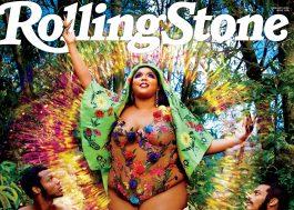"""""""Quero falar diretamente para as mulheres negras, gordas e trans"""", diz Lizzo à Rolling Stone"""