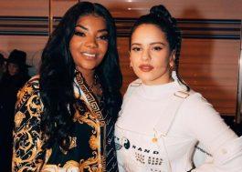 Ludmilla e Rosalía se encontram em Los Angeles!