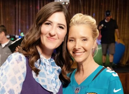 "Lisa Kudrow surge em ""The Good Place""!"