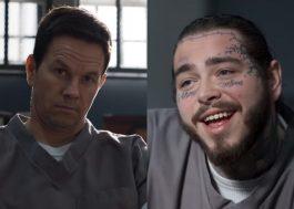 """Mark Wahlberg e Post Malone lutam muito no trailer de """"Troco em Dobro"""""""