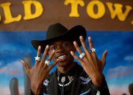 """Lil Nas X ganha Melhor Clipe com """"Old Town Road"""" no Grammy 2020"""