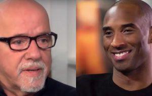 Paulo Coelho revela que estava escrevendo livro infantil com Kobe Bryant