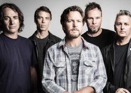 """Pearl Jam lança primeira música em 7 anos; ouça """"Dance of the Clairvoyants""""!"""