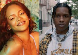 Rihanna e A$AP Rocky estão se relacionando, afirma jornal britânico