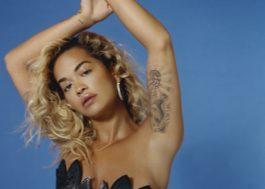 """Rita Ora fala ao Papelpop sobre Pabllo Vittar: """"ela tem feito coisas incríveis, adoraria um feat"""""""