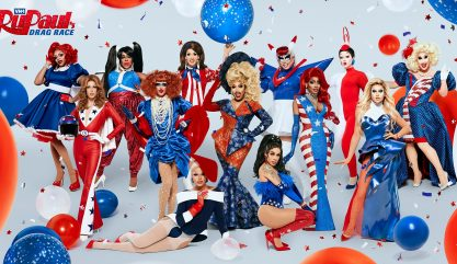 As queens da 12ª temp. de  Drag Race!