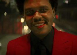 """The Weeknd fica todo ensanguentado no clipe de """"Blinding Lights"""""""