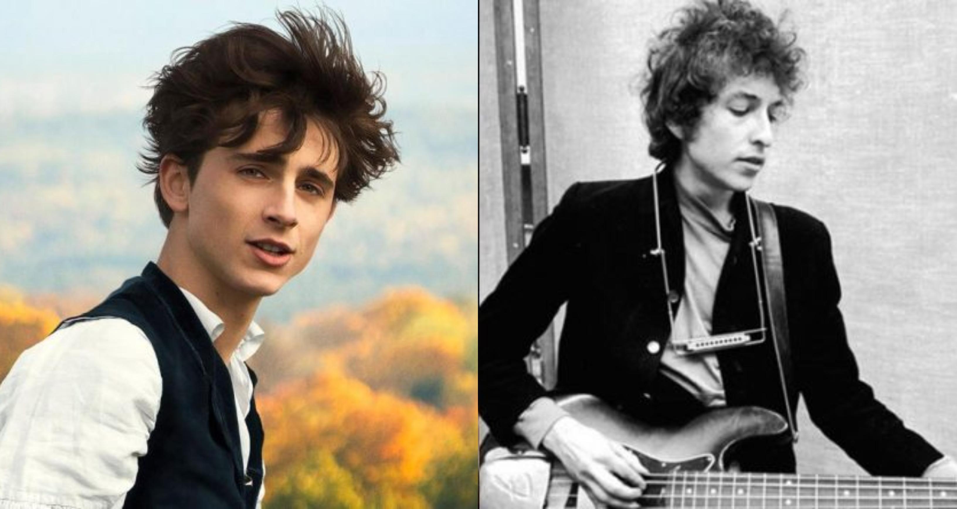 Resultado de imagem para Novidades sobre cinebiografia de Bob Dylan