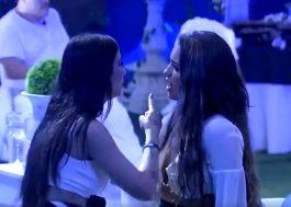 Bianca Andrade discute com Rafa Kalimann na 1ª festa do BBB20 e pede pra sair